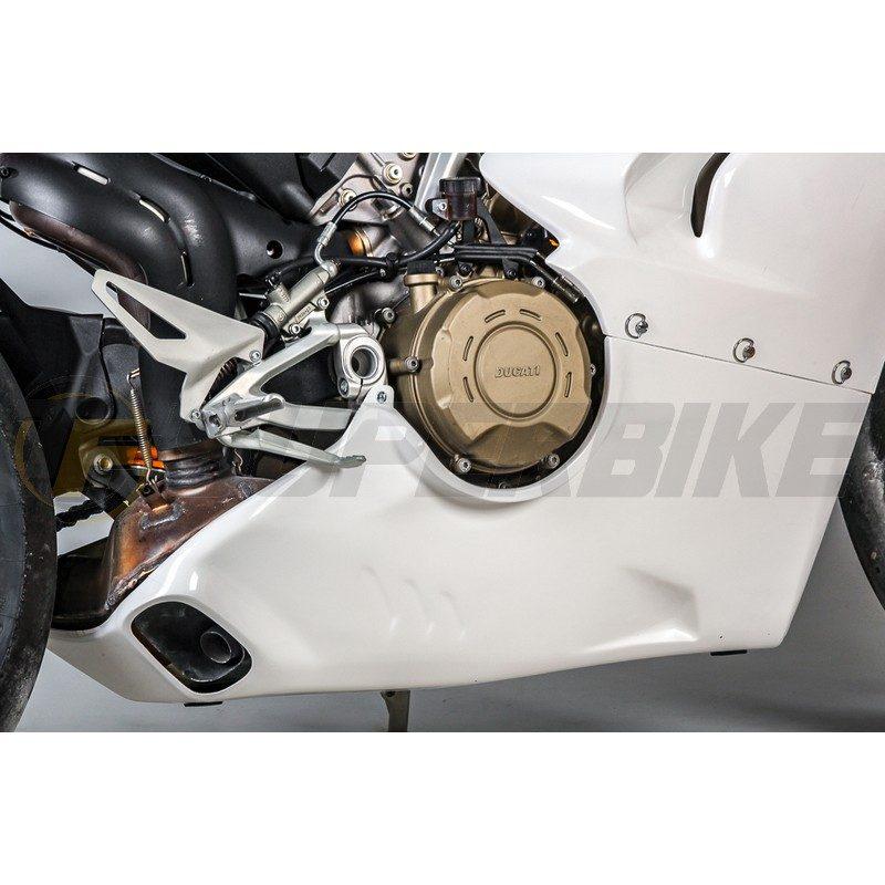 Quilla fibra de vidrio TF SUPERBIKE para Ducati Panigale V4 '18>