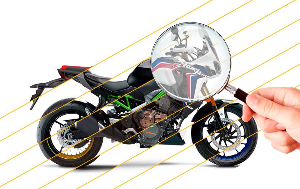índice de motos